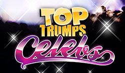 Top Trumps Celebs slots