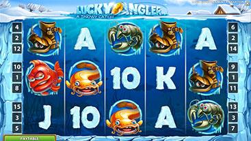 LuckyAngler