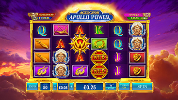 Age of the Gods: Apollo Power