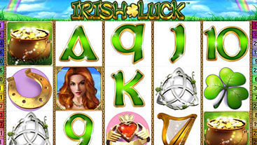 Irish-luck
