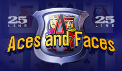Aces And Faces 25 lines