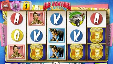 Ace Ventura Slots Online