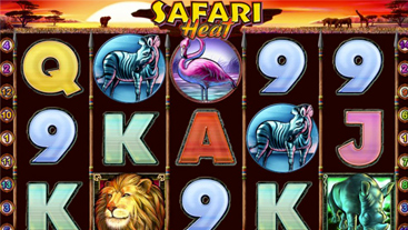 Safari Heat Slots Online