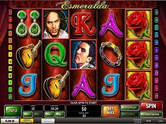 Play Esmeralda Online