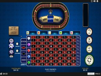 Play 1000 Diamond Bet Roulette Online