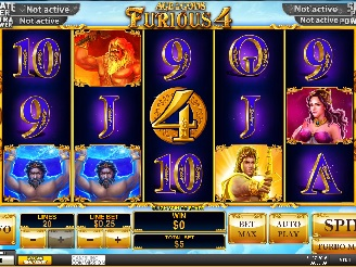 The Age of Gods Furious 4 Slots