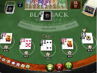 Play Blackjack Peek Online