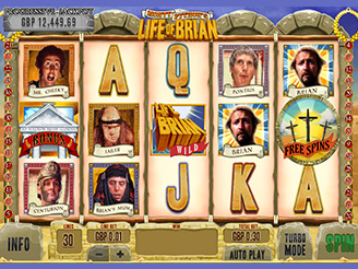 Play Monty Python's Life of Brian Slots Online