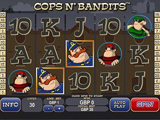 Play Cops N' Bandits Online