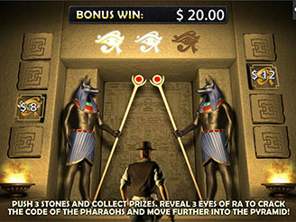 Play Daring Dave and the Eye of Ra Online