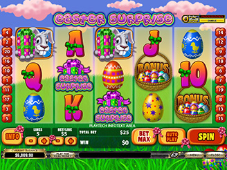 Play Easter Surprise Slots Online