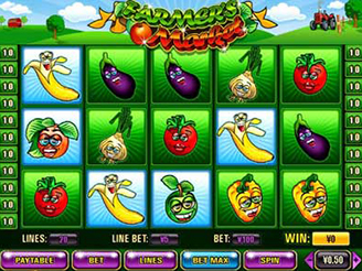 Spielen sie Farmer's Market Spielautomaten Online