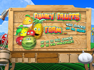 Play Funky Fruits Farm Slots Online