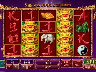 Play Jin Qian Wa Slots Online