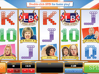 Play Little Britain Online