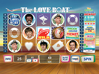 Play The Love Boat Slots Online