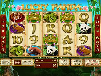 Play Lucky Panda Online