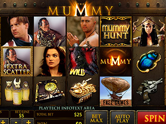 Play The Mummy Slots Online