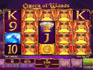 Play Queen of Wands Slots Online
