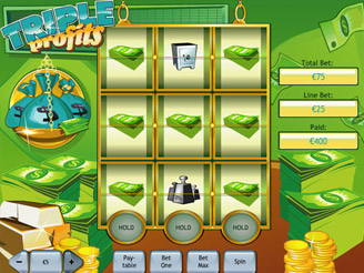 Play Triple Profits Slots Online