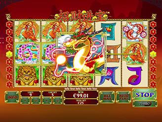 Spielen sie Zhao Cai Jin Bao Spielautomaten Online