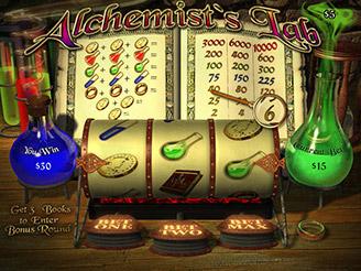 Play Alchemist's Lab Slots Online