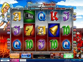 Play Angel or Devil Slots Online