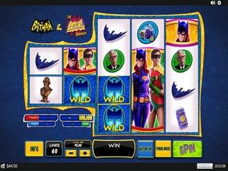 Play Batman & The Batgirl Bonanza Slots Online