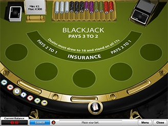 Play Blackjack Surrender Online