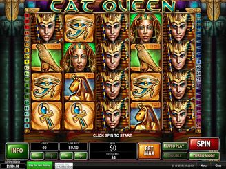 Play Cat Queen Online