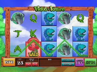 Play Fields of Fortune Slots Online