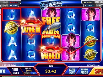 Play Superman The Movie Slots Online