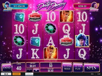 Play Dirty Dancing Slots Online