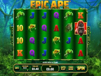 Play Epic Ape Slots Online