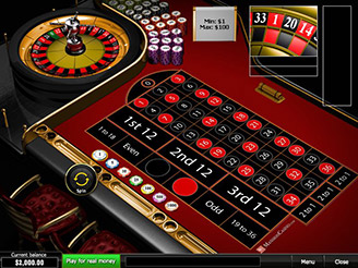 Play Multiplayer European Roulette Online