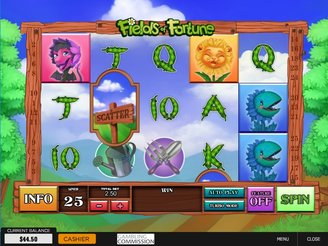 Play Field of Fortune Slots Online
