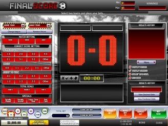 Play Final Score Arcade Online