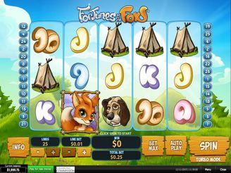Spielen sie Fortunes of the Fox Spielautomaten Online