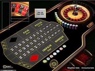 Play French Roulette Online