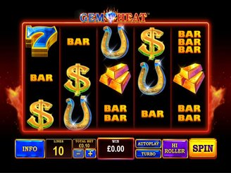 Play Gem Heat Slots Online