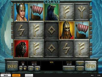 Play Ice Cave Slots Online
