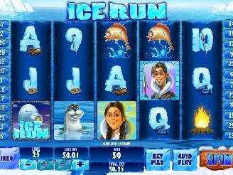 Play Ice Run Slots Online