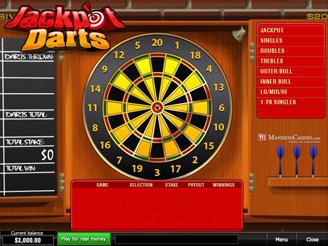 Play Jackpot Darts Arcade Online