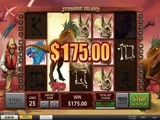 Play Jurassic Island Slots Online