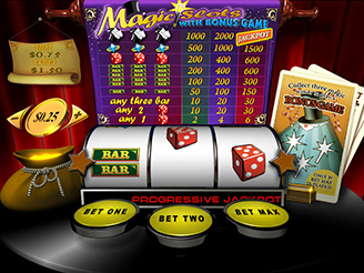 Play Magic Slots Online