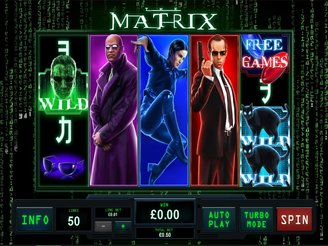 Play The Matrix Slots Online