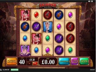Play Murder Mystery Slots Online