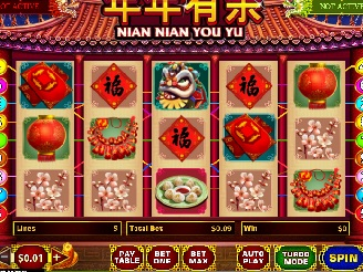Play Nian Nian You Yu Slots Online