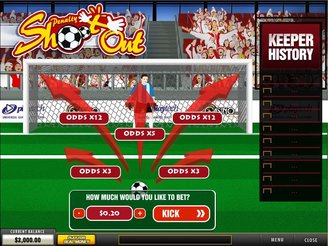 Play Penalty Shootout Arcade Online