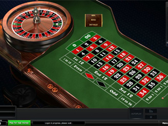 Play Premium American Roulette Online